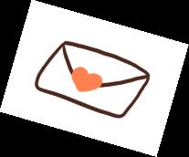 手紙のアイコン